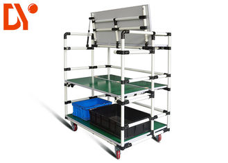 Testing /  Assembly Aluminium Profile Workbench Anti - Rust Simple Design