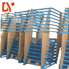 Heavy Duty Portable Stacking Pallet Racks , Steel Warehouse Pallet Racking