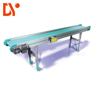 Flexible Lean Production Line Custom Size With Double Side Conveyor Belt