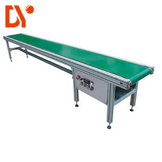 China Flexible Lean Production Line Custom Size With Double Side Conveyor Belt supplier