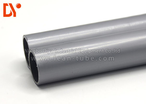 Tote Cart Lean Tube Cold Rolled Stainless Steel PE Coated For Logistic