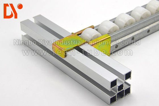 Roller Track Sheet Metal Joints , Metal Pipe Joints Cold Welded Customers Size