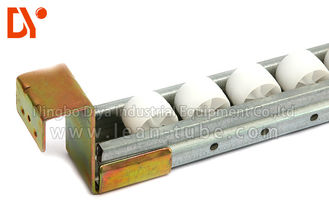 Cold Welded Recycling Roller Track Hardware Corrosion Resistance For Trolley