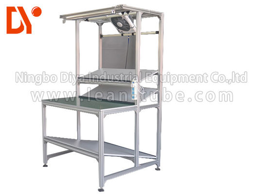 Assemble Line Aluminium Profile Workbench With Cold Pressing / Rolling