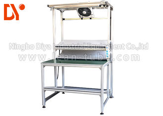 China Cold Welded Aluminium Profile Workstation , Aluminium Work Bench Anti - Rust supplier