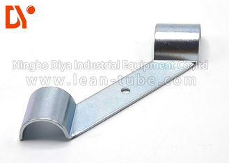 Custom Size Pipe Clamp Clip Corrosion Resistance For Diameter 28mm Lean Pipe