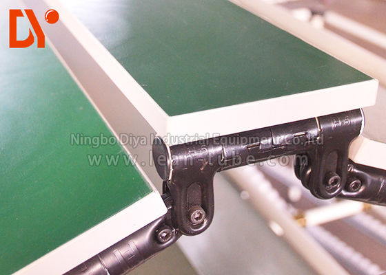 Anti Static Esd Workbench Top Table Panels Plywood For Assemble Line