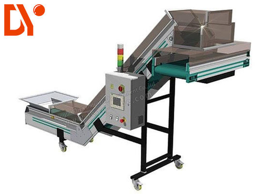 Workshop Flexible Lean Production Line Custom Size ISO9001 Certification
