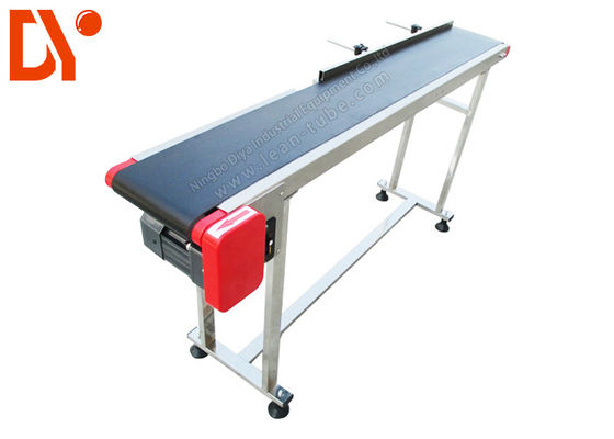 DY09 Electric Power Lean Production Line Conveyor Belt For Workshop