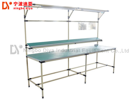 China Pe Line Lean Pipe Lean Production Line Work Table Sheet Metal Roller Material supplier