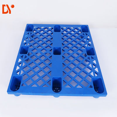 Storage Stackable Heavy Duty Plastic Pallet 1200×1000×150mm Racking System