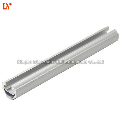 SUS Aluminium Lean Tube DY11 Industrial Cylindrical Profile OD 28mm For Workshop