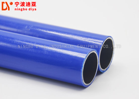 China Industrial OD 28mm PE Coated OEM Design Lean Pipe supplier