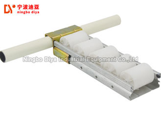 PE / ABS Wheel Industrial Placon Roller Track 4000mm Length For Gravity Flow Rail