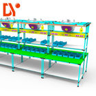 China Steel Zinc Plated Anti Static Workbench Easy Set Up ISO9001 Certification company