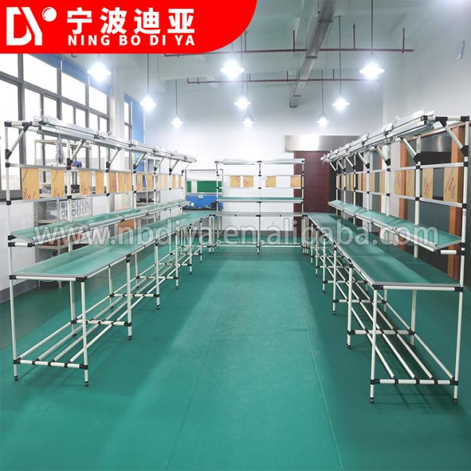 Prime Lean Pipes Aluminium Work Bench Anti Static For Industrial Ncnpc Chair Design For Home Ncnpcorg